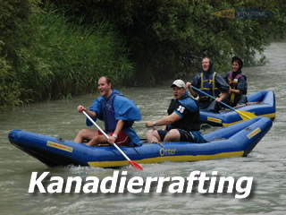 Kanadierrafting